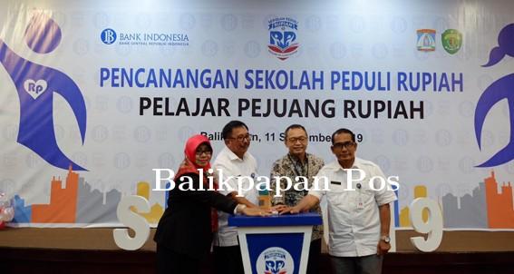 KPw BI  Launching Sekolah Peduli Rupiah 2019