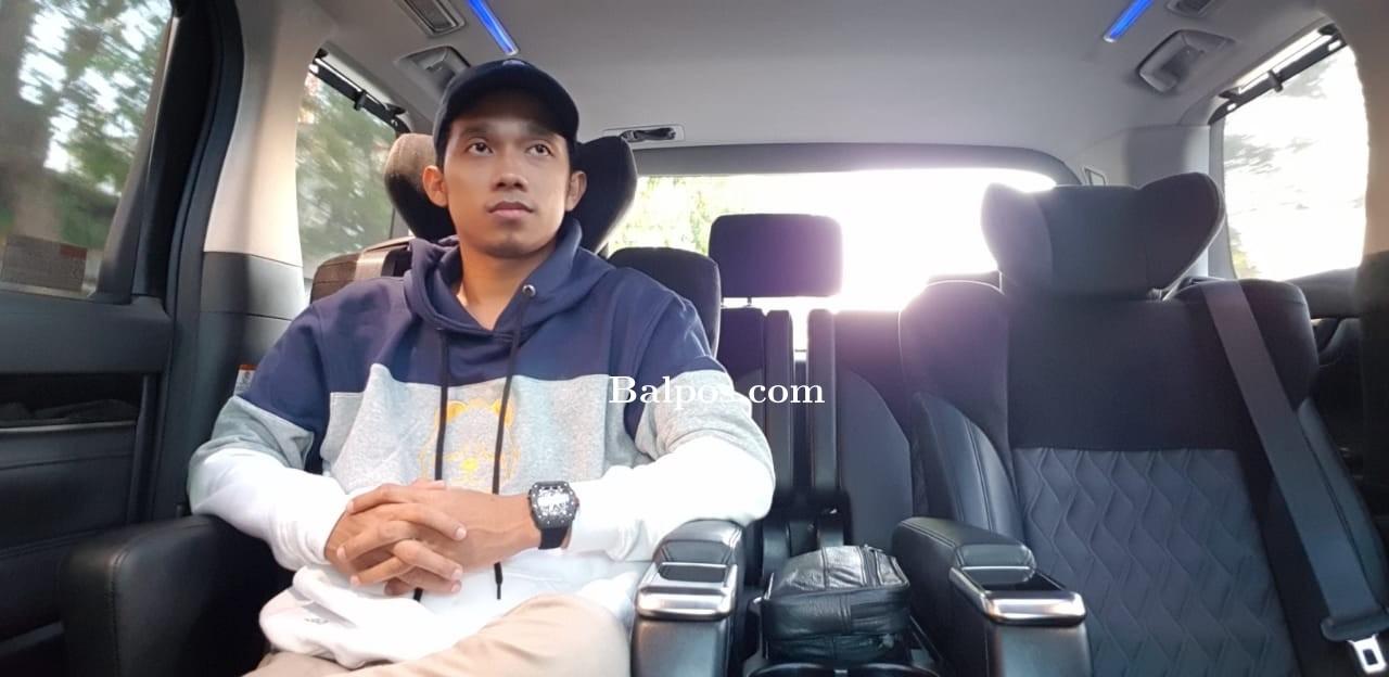 Rangga Riantho Awalnya Iseng Buat Video