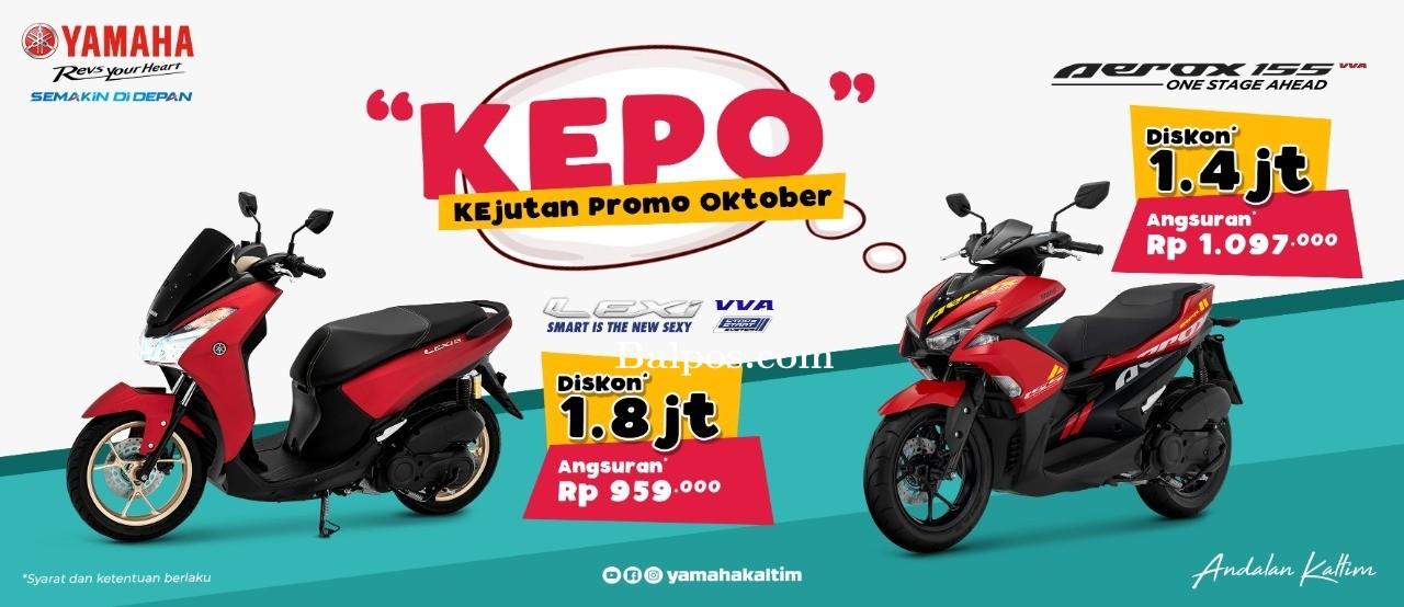 Program Yamaha KEPO, Kejutan Promo Gila-Gilaan