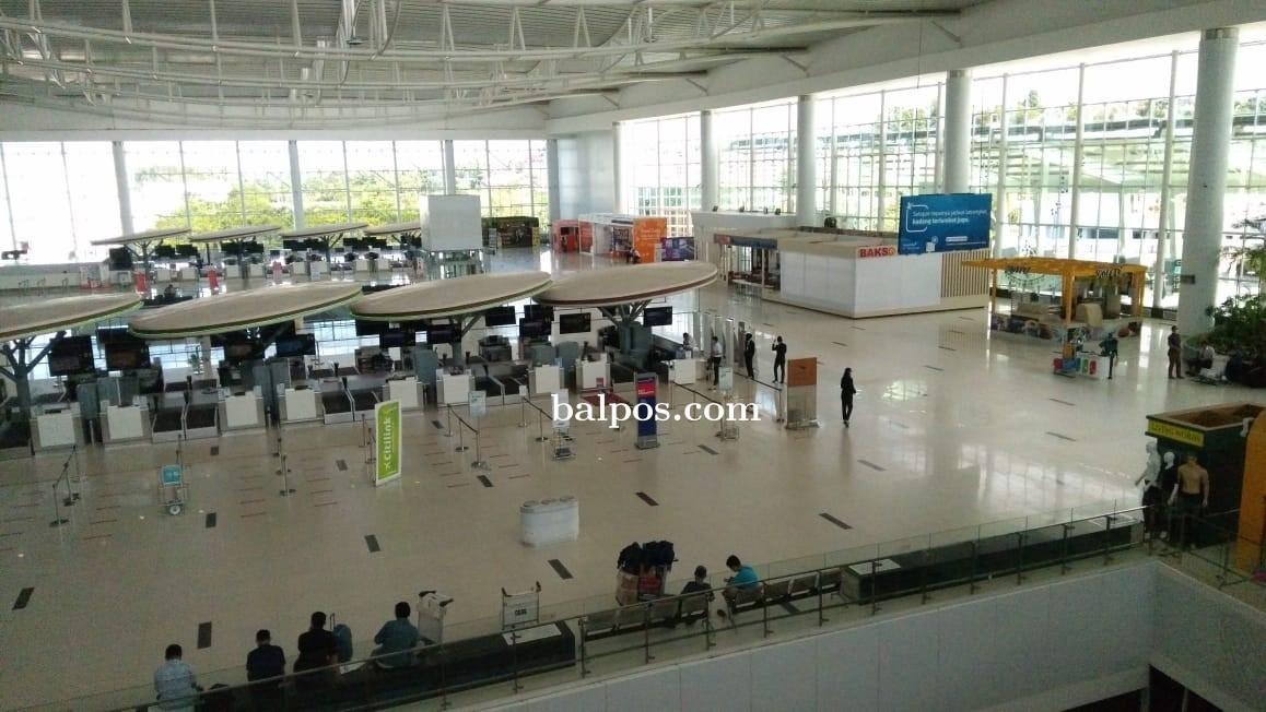 Bandara Tetap Buka Melayani Penumpang  Dinas